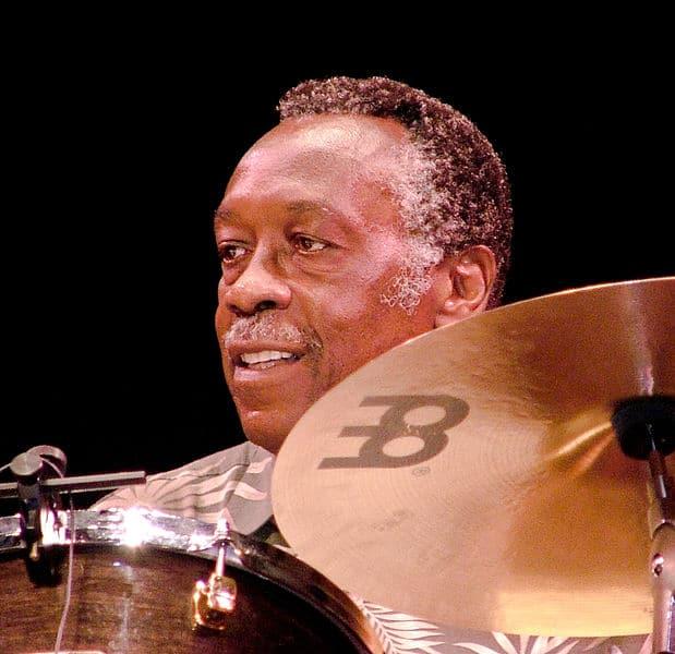 Clyde Stubblefield batteur de funk James Brown