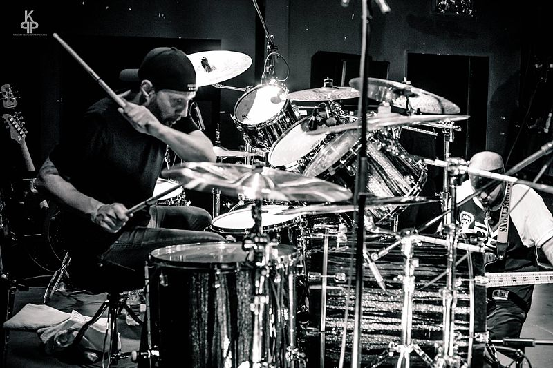 Dave Lombardo batteur de Slayer