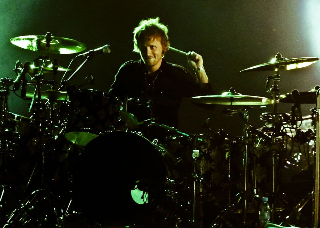 Dominic Howard batteur de Muse