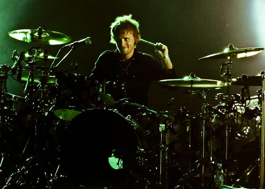 Dominic Howard batteur de Muse