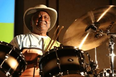 Le batteur de musique funk Bernard Pretty Purdie