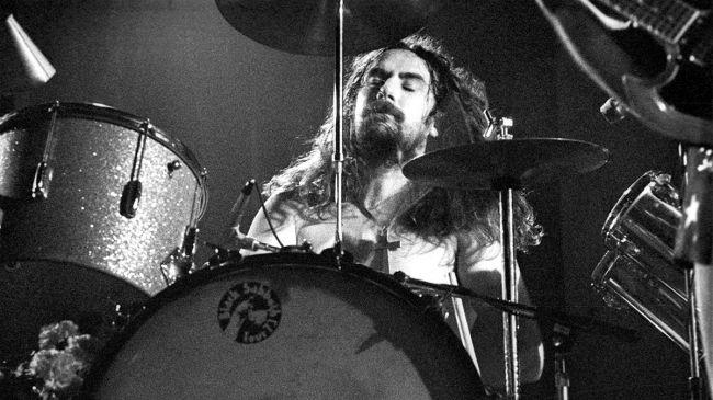 Bill Ward batteur de Black Sabbath