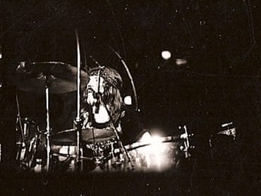 John Bonham batteur de Led Zeppelin