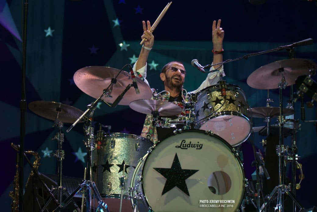 Ringo Starr Photo : Jeremy Reichwein
