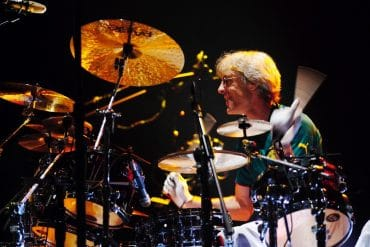 Stewart Copeland batteur de The Police