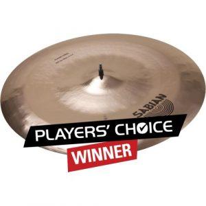 Cymbale Sabian HHX 20