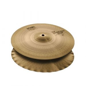 Cymbales de charleston Paiste 2002 Sound Eedge Hi-Hats 14
