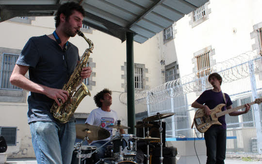 Groupe de jazz Groove Catchers